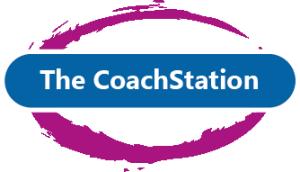 Logo The CoachStation versie 2